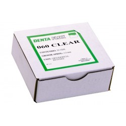 PLANCHAS CLEAR 040 1,00 mm