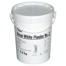 SNOW WHITE PLASTER 2 EXTRABLANCO
