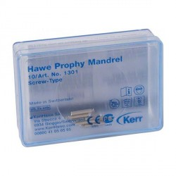 MANDRIL SCREW-TYPE 10u. 1301 KERR