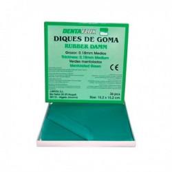 DIQUES DE GOMA