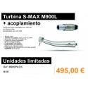 TURBINA S-MAX M900L + ACOPLAMIENTO NSK